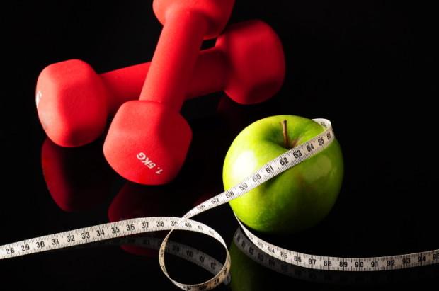 sollevamento pesi dieta