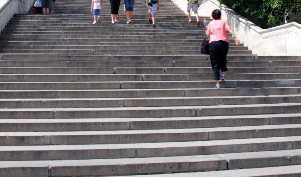 fare le scale dieta