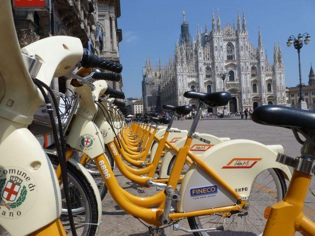 Come funziona il bikemi di milano for Mobile milano bike sharing