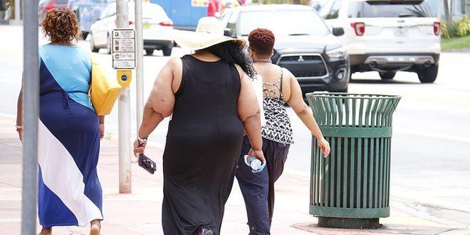 obesità e povertà
