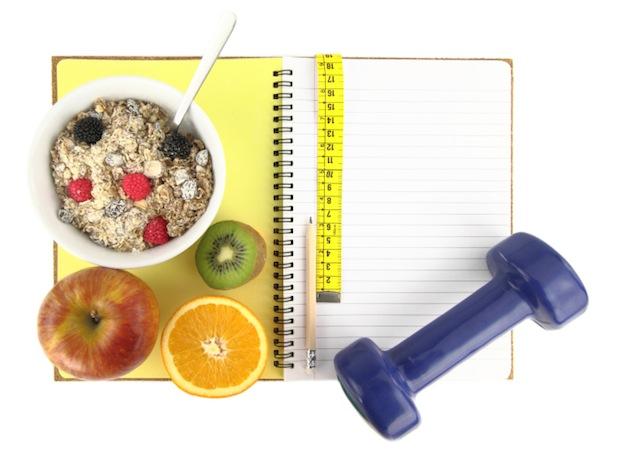dieta attività fisica