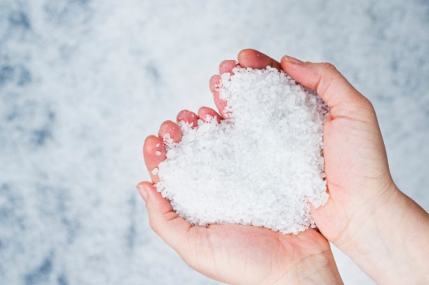 rischi  del sale