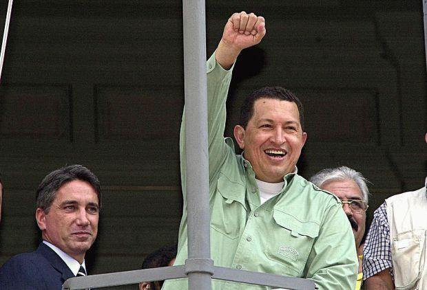 chavez venezuela