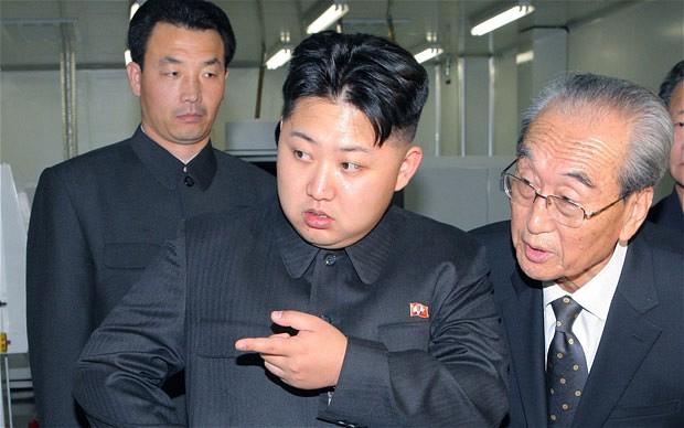 leader corea del nord