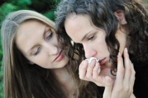 sintomi depressione contagiosi compagni di stanza coinquilini