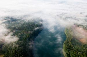 riscaldamento globale nubi