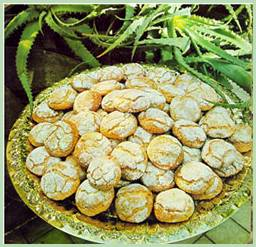biscotti semola grano duro rimacinata ghoriba