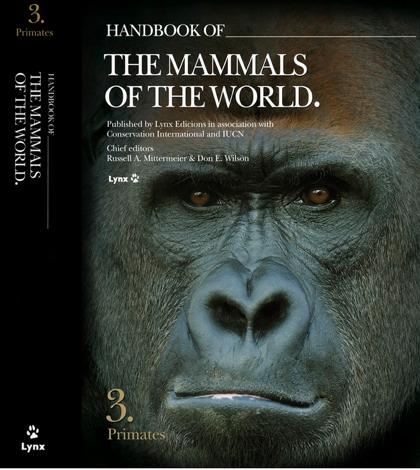 libro primati iucn