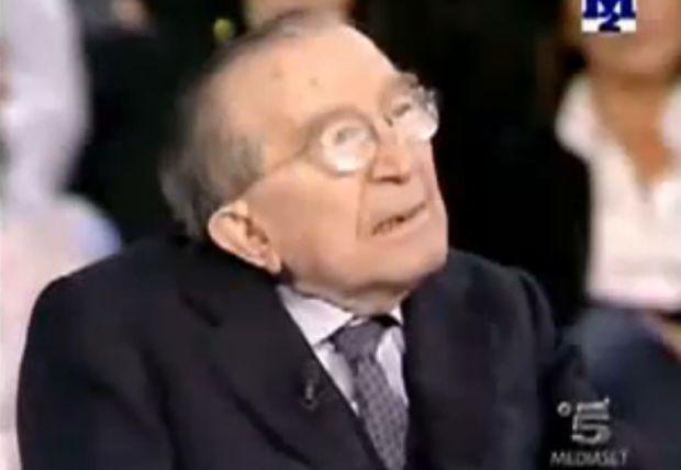Giulio andreotti morto breve biografia for Parlamento in diretta
