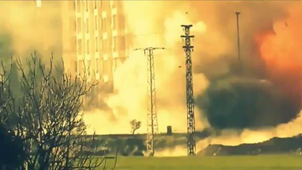 esplosioni armi chimiche siria