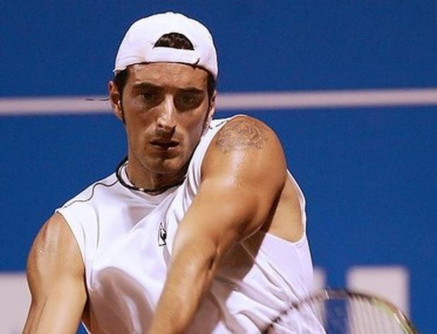 tennis, internazionali d'italia seconda giornata