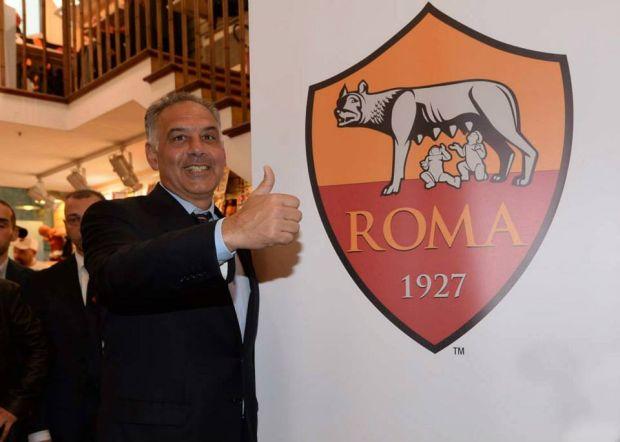 roma logo tifosi