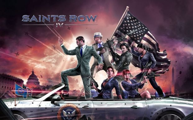 anteprima saints row IV
