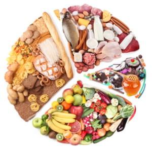 porzioni di pane nella dieta
