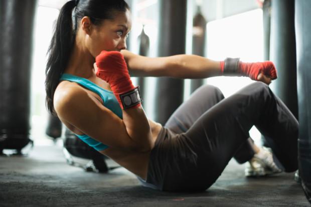 esercizi diversi muscoli