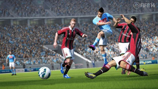 trailer gameplay fifa 14