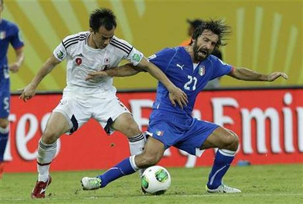 confederations cup risultati italia brasile