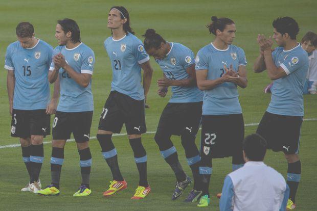 convocato uruguay confederations cup