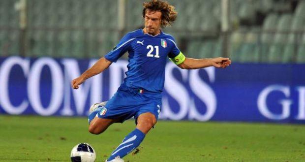 andrea pirlo nazionale italiana