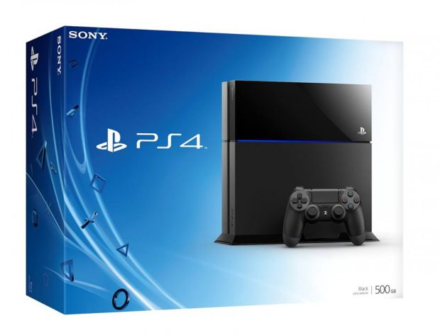 contenuto pack playstation 4
