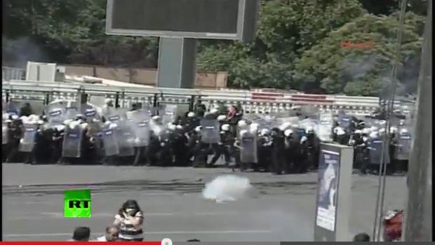 turchia arresti scontri