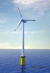 turbina eolica in mare