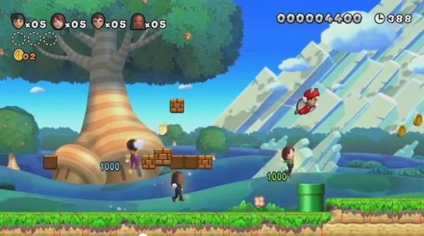 trucchi per New Super Mario Bros. U