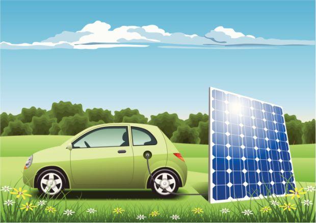 Pannello Solare Per Ricaricare Auto Elettrica : Inventato il pannello solare per auto