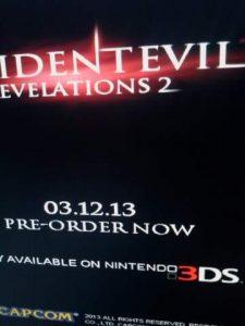 indiscrezioni resident evil revelations 2