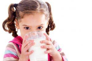 latte bambina