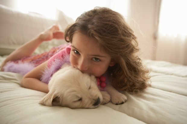 motivi per adottare un cane bambini