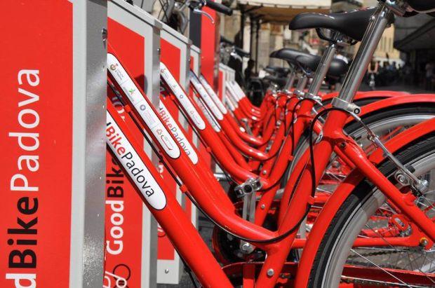 bike sharing padova