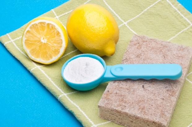 detersivi ecologici fatti in casa limone bicarbonato di sodio