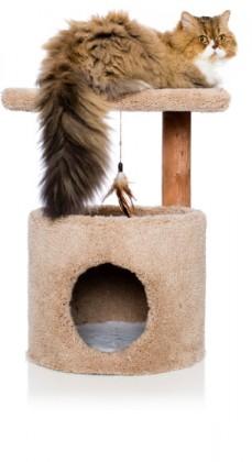 trespolo gatti tiragraffi regalo