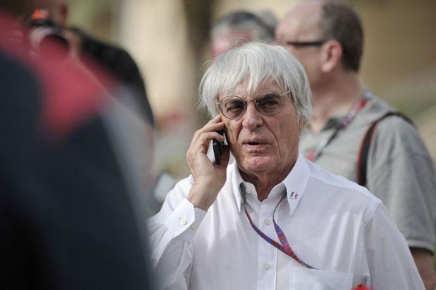 ecclestone F1