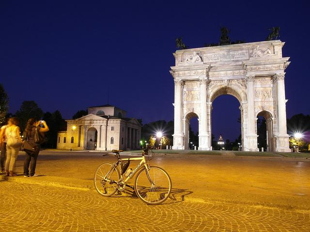 legge mobilità ciclistica italiana tutta l'italia in bici