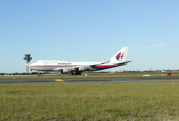 incidente aereo malesia