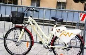 bike sharing genova