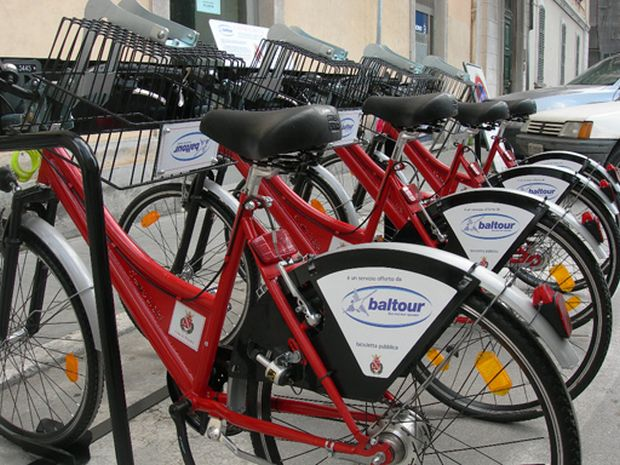 bike sharing bologna