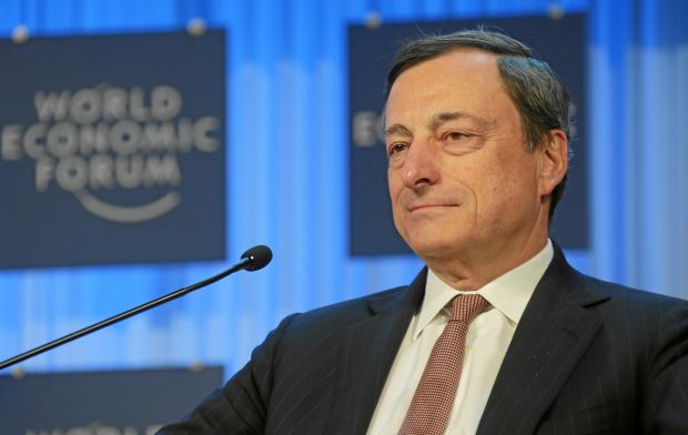 cos'è il quantitative easing di mario draghi