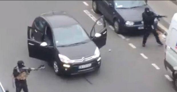 ricostruzione attentato francia