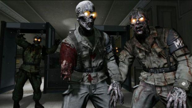 sbloccare gli zombie in call of duty