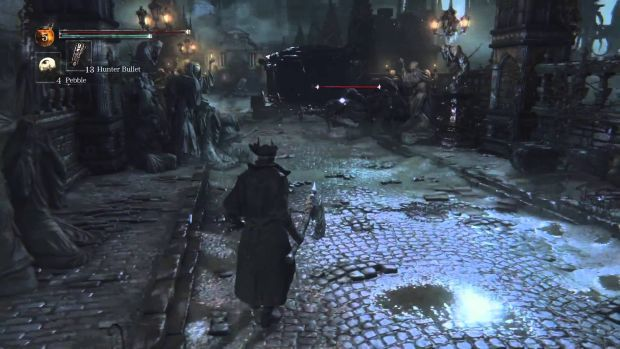 finali alternativi bloodborne