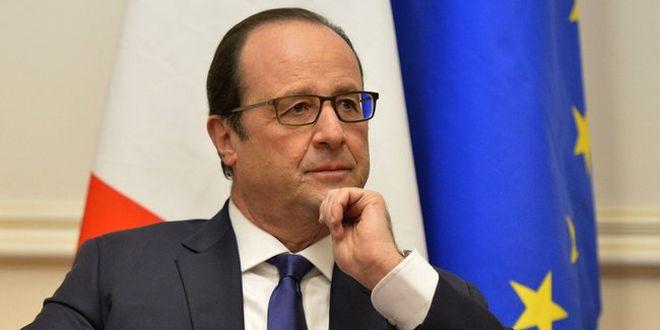 françois hollande, presidente francia