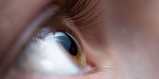 vista offuscata da un occhio cause