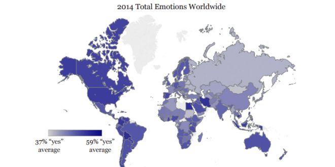 paesi più felici del mondo