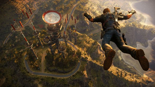 just cause 3 trucchi