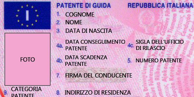 revisione patente