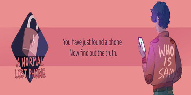 recensione a normal lost phone