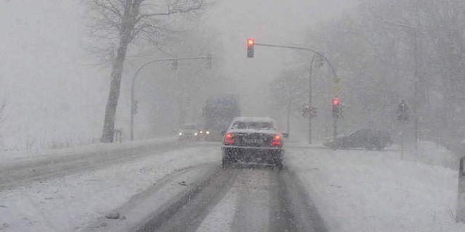 guidare con il maltempo